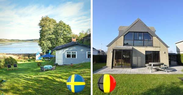Бельгия VS Швеция