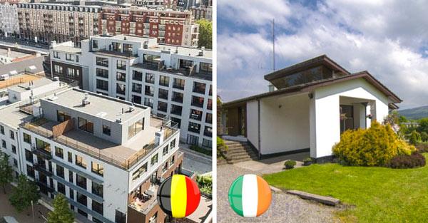 Брюссель VS Дублин