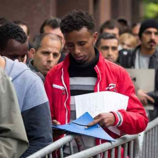 Количество безработных сирийцев увеличилось в шесть раз