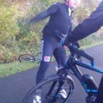 """Валлонские велосипедисты получили """"теплый"""" прием во Фландрии: """"Проваливайте отсюда!"""""""