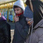 Сотни мигрантов коротают ночи на вокзалах Брюсселя