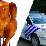 Скандал: брюссельские полицейские попались на горячем