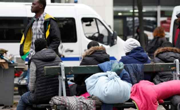"""Правозащитные организации предупреждают о возможном появлении """"бельгийского Кале"""" в Брюсселе"""