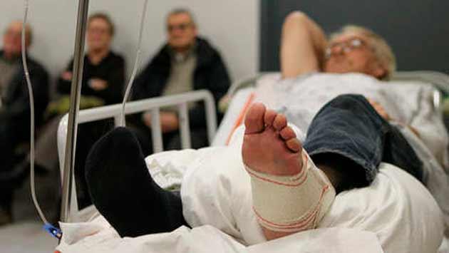 Страховка на госпитализацию неизбежно подорожает