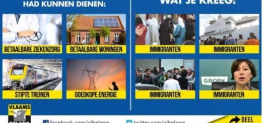 """Марьям Алмаци обозначила твитт Vlaams Belang """"интеллектуальной бедностью"""""""