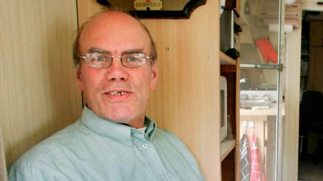 На фото: один из основателей партии педофилов Ад ван ден Берх