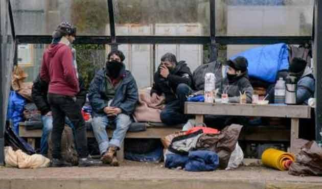 4.137 нелегалов задержаны во Фландрии