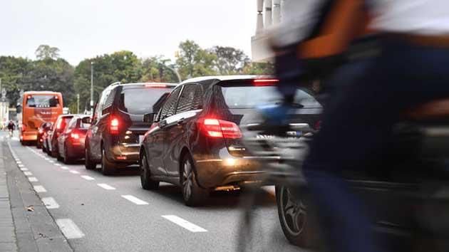 Ограничения скорости в 30 км/ч во всем Брюсселе