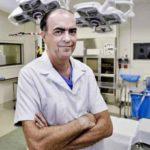 На фото: специалист по желудочно-кишечному тракту Luc Colemont