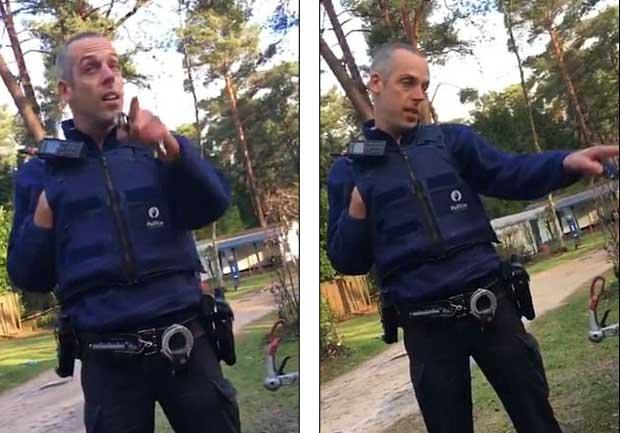 """Бельгийский агент не будет наказан за угрозы убийством: """"Я хотел бы всадить пулю в твою голову"""""""