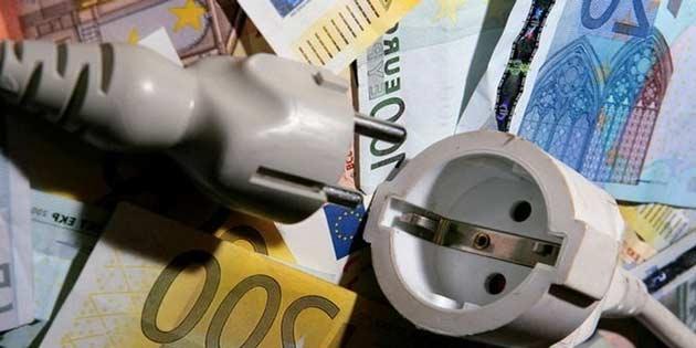 Фламандская счет-фактура на электричество наполовину выше, чем в Брюсселе
