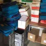Из-за нехватки персонала, десятки тысяч писем со штрафами пылятся на полках бельгийской дорожной полиции