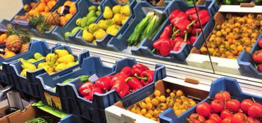 Овощи и фрукты которые покупают бельгийцы чаще всего