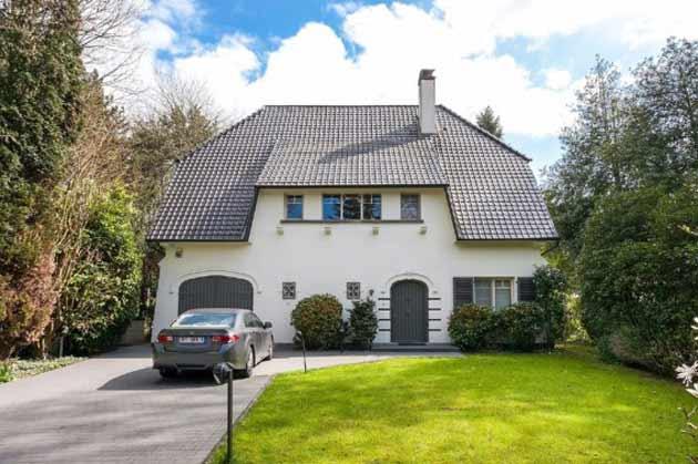 Дома для миллионеров в Бельгии