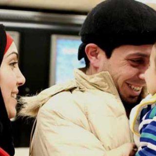 Больше воссоединения семей беженцев