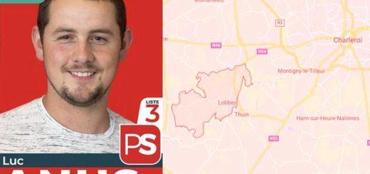 Бельгийцы смеются над кандидатом в городской совета муниципалитета Валлонии