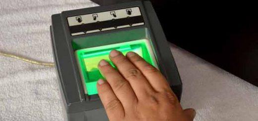 Отпечатки пальцев на ID-картах с 2019 года