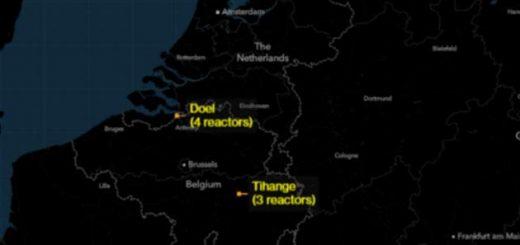 Бельгия готовится к нехватке электроэнергии зимой