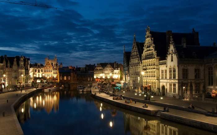 Что следует посетить в Генте?
