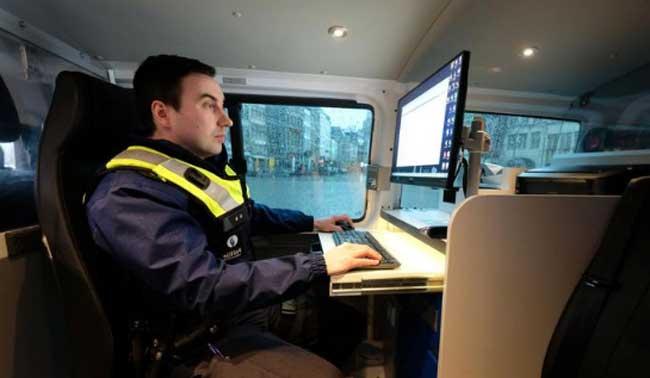 Бельгийский полицейский получил штраф за несколько несанкционированных запросов в Национальном регистре