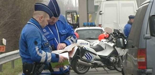 Бельгиец купил поддельные права после четырех неудачных попыток в автошколе