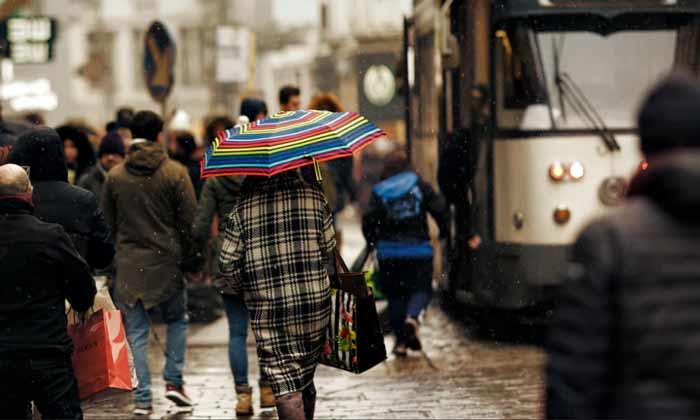 Бельгия — «мокрая» страна