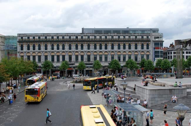 Площадь Сен-Ламберт