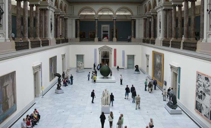 Королевский музей изящных искусств. Брюссель