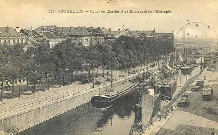 Канал Шарлеруа