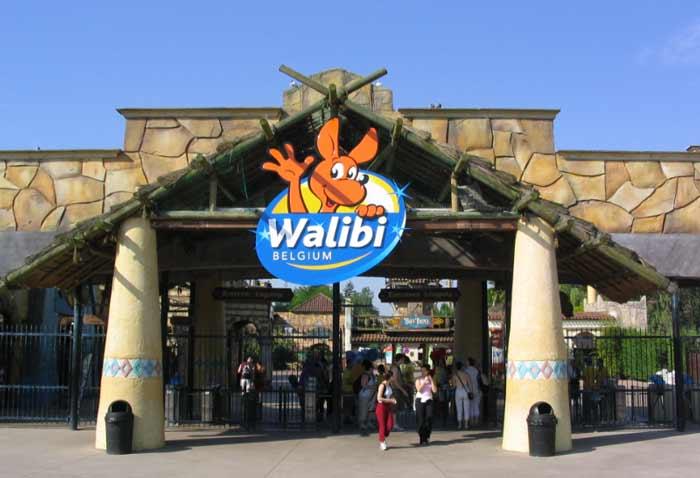 Парк развлечений Валиби