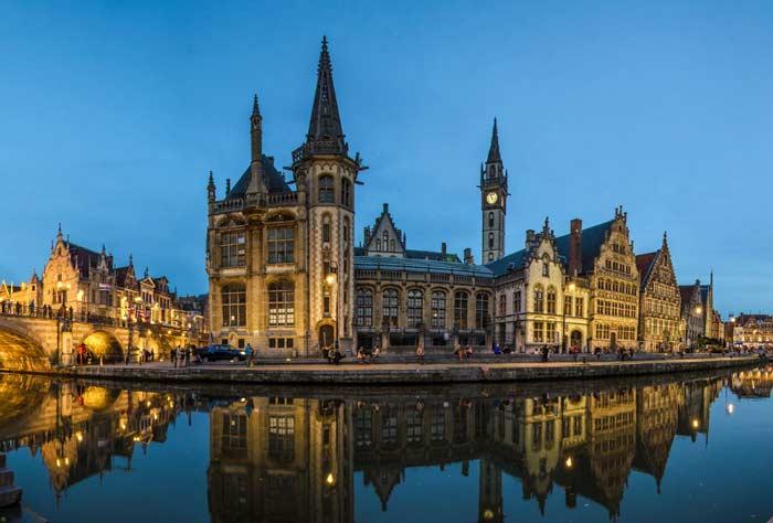 Один день в Генте: достопримечательности, которые стоит увидеть
