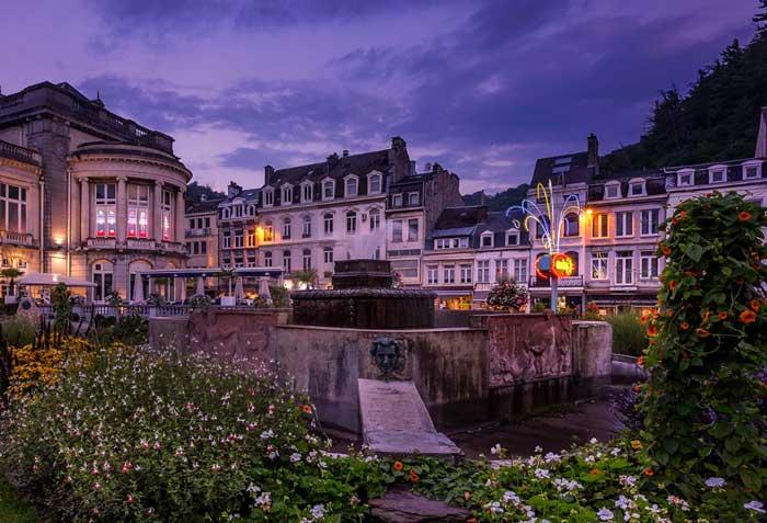История и современность бельгийского города Спа