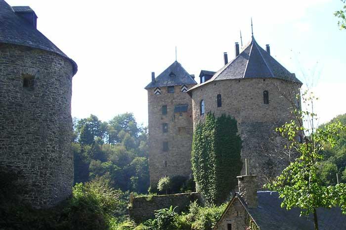 Замок Рейнхардштейн в Спа