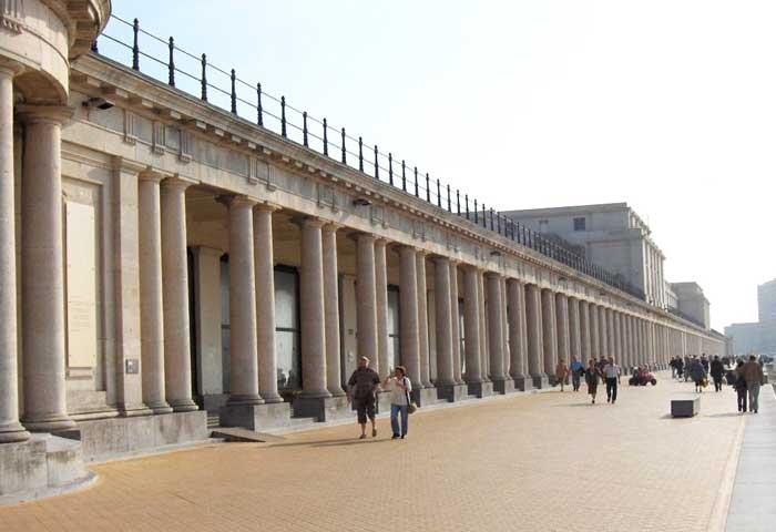 Термальный дворец в Остенде