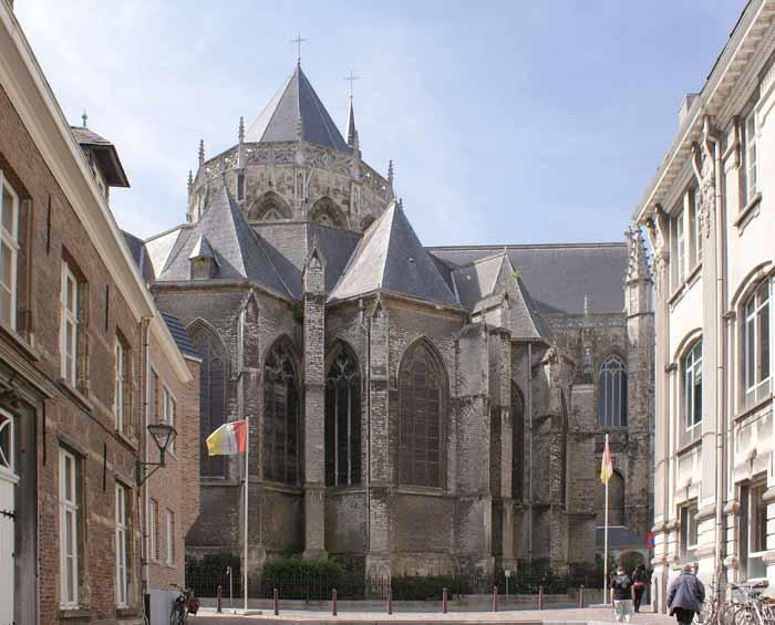 Церковь Святого Мартина в Аалсте (Sint-Martinuskerk — нид.яз)