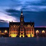 Город Синт-Никлас. Бельгия