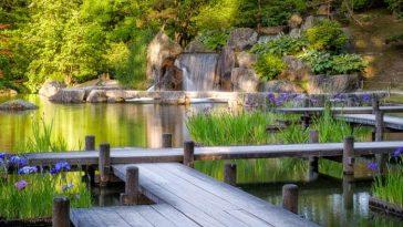Хасселт, являющийся главным городом провинции Лимбург, не особо богат достопримечательностями. Однако именно здесь находится достопримечательность, абсолютно не характерная не только для бельгийской провинции, но и для всего королевства в целом. Ей стал Японский сад – природный комплекс, воссозданный в городе стараниями мастеров страны Восходящего Солнца по всем канонам 17 столетия.