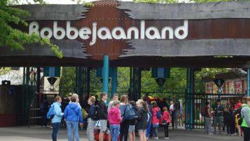 Bobbejaanland — парк развлечений рядом с Антверпеном