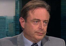 Барт Де Вевер, председатель партии N-VA