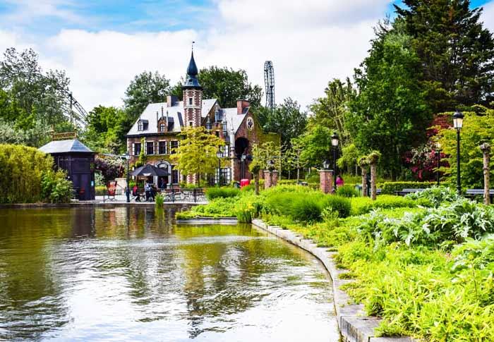Национальный парк Бельгии «Плопсаланд»