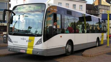 De Lijn: сотни аннулированных поездок из-за нехватки персонала