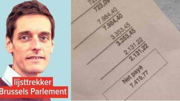 """Новоизбранный депутат Бельгии критикует размер своей зарплаты:""""14 000 евро не за что. Это ненормально"""""""