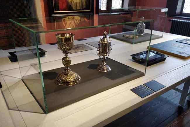Музей Грютхюзе в Брюгге