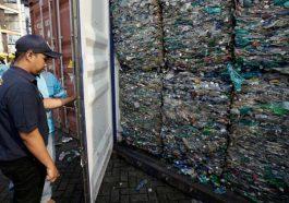 Индонезия возвращает 547 контейнеров с мусором в развитые страны, включая Бельгию