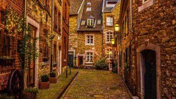 Брюгге – место куда хочется вернуться