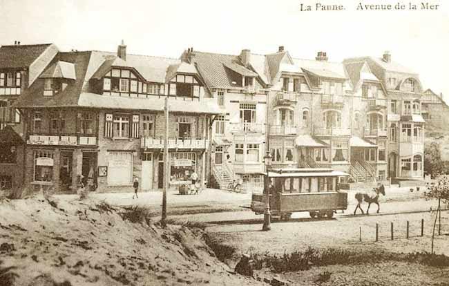 История приморского города Де-Панне