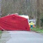 Буря вызвала хаос по всей Европе: минимум 5 смертей