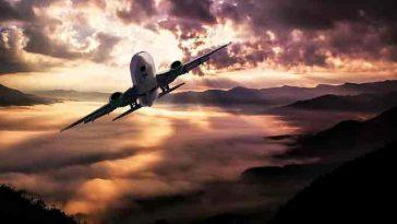 Самолет прилетел на полтора часа раньше ... благодаря шторму Ciara
