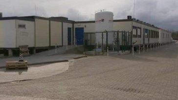 Антверпенская больница строит контейнерное отделение для (возможных) коронавирусных пациентов