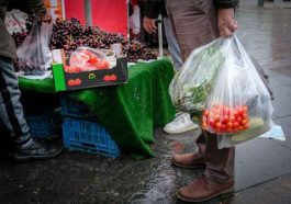 Брюссель 2020: запрет на пластиковые пакеты для фруктов и овощей